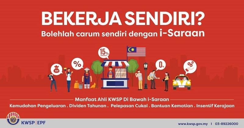 Simpanan Peribadi di KWSP/i-Saraan