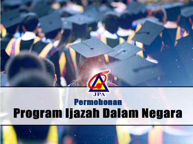 Permohonan Biasiswa Jpa Program Ijazah Dalam Negara Pidn 2020 Suara Viral Malaysia