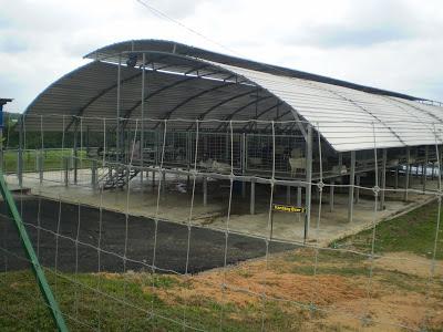 Pembinaan Kandang Kambing