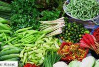 Cara Simpan Sayur