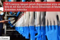 sarung tangan perubatan