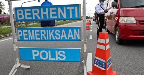 Kelantan lockdown