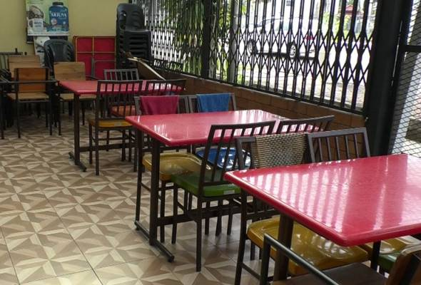 Pengusaha restoran Kelantan