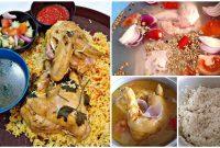 Nasi Arab Beras Biasa