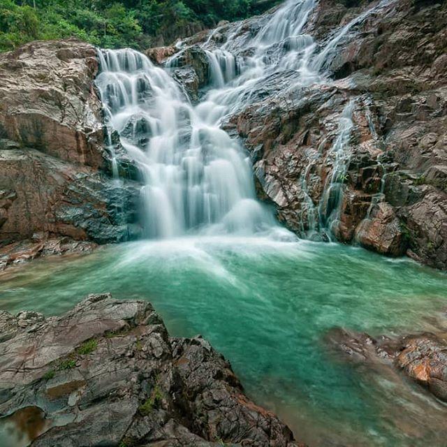 Air Terjun di Kelantan