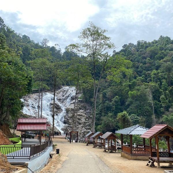 lata berangin,Air Terjun di Kelantan