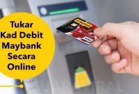 Tukar kad bank online